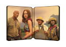 Jumanji: Welcome To The Jungle - 4K Ultra HD (Includes 2D Version) - Zavvi UK Exclusive Limited Edition Steelbook