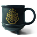 Harry Potter Hogwarts Crest Ceramic Cauldron Mug