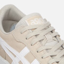 Asics Lifestyle Men's Percussor Suede Court Trainers - Birch/White