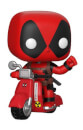Marvel Deadpool & Scooter Pop! Vinyl Ride
