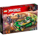 LEGO The LEGO Ninjago Movie: Ninja Nightcrawler (70641)