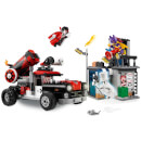 The LEGO Batman Movie: Harley Quinn Cannonball Attack (70921)