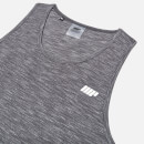Performance Tank Top - Charcoal Marl - XS - Black