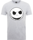 Disney The Nightmare Before Christmas Jack Skellington Grey T-Shirt