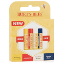 Burt's Bees Burt's Balms 100% Natural Gift Set