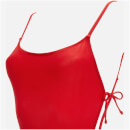 Solid & Striped Women's The Lily Swimsuit - Red