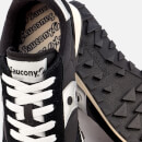 Saucony Jazz Original Vintage Trainers - Black/White
