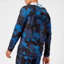 Peak Performance Men's Fremont Printed Jacket - Blue Camo