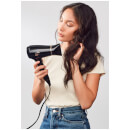 T3 Featherweight Compact Hairdryer - Black Rose Gold