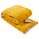 Christy Jaipur Throw 140x180cm - Turmeric