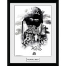 Full Metal Jacket I Am Not Afraid Framed Photograph 12 x 16 Inch