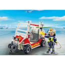 Playmobil City Action Fire Quad (5398)