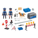 Playmobil City Action Police Roadblock (6924)