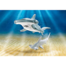 Playmobil Family Fun Hammerhead Shark with Baby (9065)