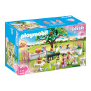 Playmobil City Life Wedding Reception with Children's Wedding Ring (9228)