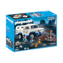 Playmobil Money Transport Vehicle (9371)