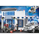 Playmobil Police Station Bundle (9372)