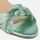 Rebecca Minkoff Women's Rosalinda Block Heeled Sandals - Green