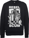 Star Wars Rebel Scum Pullover - Schwarz