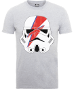 Star Wars Stormtrooper Glam T-Shirt - Grey