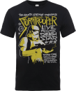 Star Wars Stormtrooper Rock Poster T-Shirt - Black