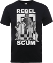 Star Wars Rebel Scum T-Shirt - Black