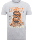 Star Wars Chewbacca One Night Only T-Shirt - Grey