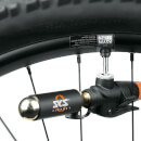 SKS TL Tubeless Pump Head Set