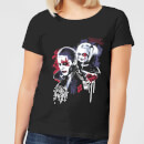 DC Comics Suicide Squad Harleys Puddin Women's T-Shirt - Black