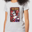 DC Comics Batman Harley Mad Love Women's T-Shirt - Grey