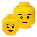 LEGO Iconic Boys Storage Head - Large