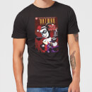 T-Shirt Homme Harley Quinn Mad Love - Batman (DC Comics) - Noir
