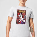 T-Shirt Homme Harley Quinn Mad Love - Batman (DC Comics) - Gris