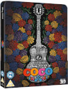 Coco 3D - Zavvi Exclusive Limited Edition Steelbook (Including 2D Blu-ray)