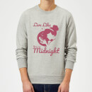 Disney Princess Midnight Sweatshirt - Grey