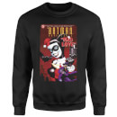 DC Comics Batman Harley Mad Love Sweatshirt - Black