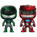 Power Rangers Rita & Zordon EXC Pop! Vinyl Figure 2-pack