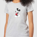 Disney Mickey Mouse NY Women's T-Shirt - Grey