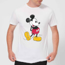T-Shirt Homme Mickey Mouse Classique (Disney) - Blanc