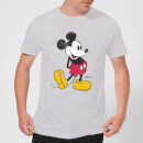 Disney Mickey Mouse Classic Kick T-Shirt - Grey