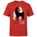 Lamaour T-Shirt - Red