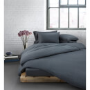 Calvin Klein Standard Pillowcase - Charcoal
