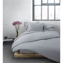 Calvin Klein Standard Pillowcase - Grey