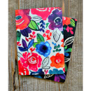 Portico Designs Bold Floral A5 Exercise Books (Set of 2)