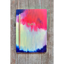 Portico Designs A5 Notebook - Brushstroke