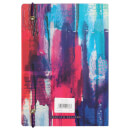 Portico Designs A5 Notebook - Inky Splash
