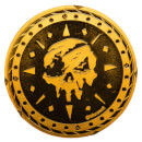 Sea of Thieves Collectors Coin: Gold Variant - Zavvi Exclusive (Limited to 1000)