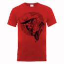 Marvel Avengers Assemble Thor Monotone T-Shirt - Red