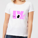 Love Wink Women's T-Shirt - White