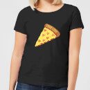 True Love Pizza Women's T-Shirt - Black